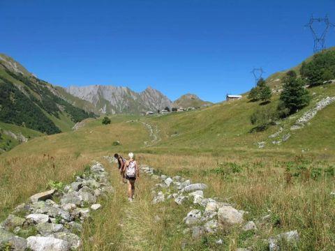 Residence Les Menuires - Camping Savoie - Image N°7
