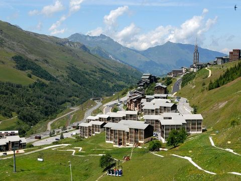 Residence Les Menuires - Camping Savoie