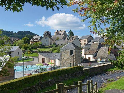 Residence Brommat en Carladez - Camping Aveyron - Image N°6