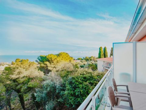 Alpes-Maritimes  Residence Bella Vista - Camping Alpes-Maritimes - Afbeelding N°7
