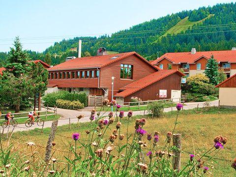 Village Vacances Metabief - Camping Doubs - Image N°2