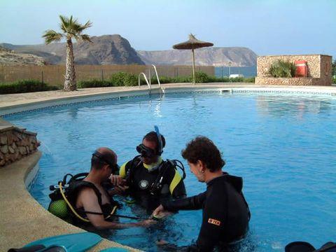 Almería  CAMPING NAUTICO LA CALETA - Camping Almería - Afbeelding N°6