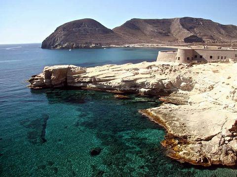 Almería  CAMPING NAUTICO LA CALETA - Camping Almería - Afbeelding N°20
