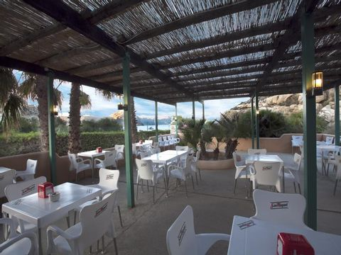 Almería  CAMPING NAUTICO LA CALETA - Camping Almería - Afbeelding N°23
