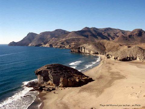Almería  CAMPING NAUTICO LA CALETA - Camping Almería - Afbeelding N°44