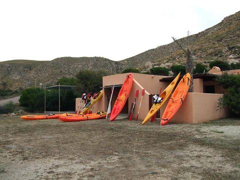 Almería  CAMPING NAUTICO LA CALETA - Camping Almería - Afbeelding N°11