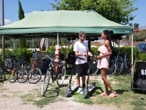 Firenze Camping in Town - Camping Florence - Image N°5