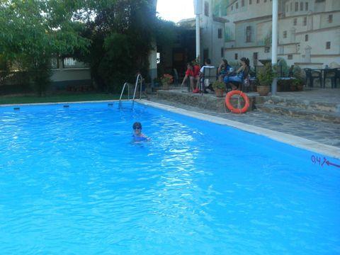 Camping Alpujarras - Camping Almería