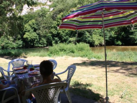 CAMPING GITES DE PLEIN AIR LE GABITOU - Camping Lozere