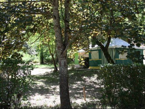 CAMPING GITES DE PLEIN AIR LE GABITOU - Camping Lozere - Image N°4
