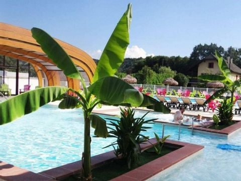 Camping Le Coin Tranquille - Camping Isere