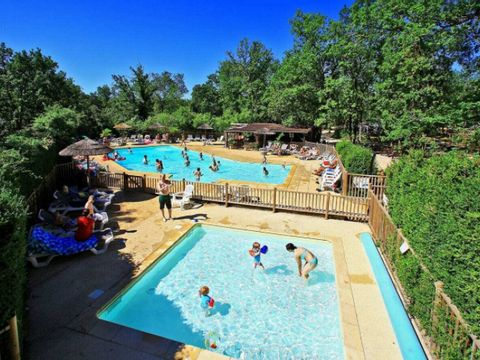Camping le Pech Charmant - Camping Dordogne