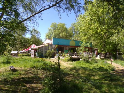 Eco-Camping La Frenaie - Camping Charente-Maritime