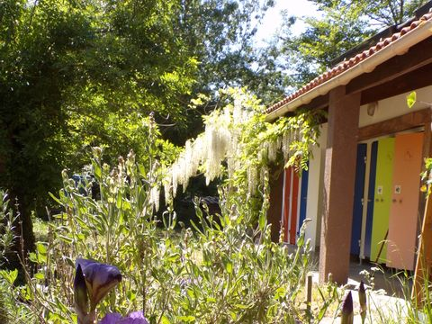 Eco-Camping La Frenaie - Camping Charente-Maritime - Image N°8