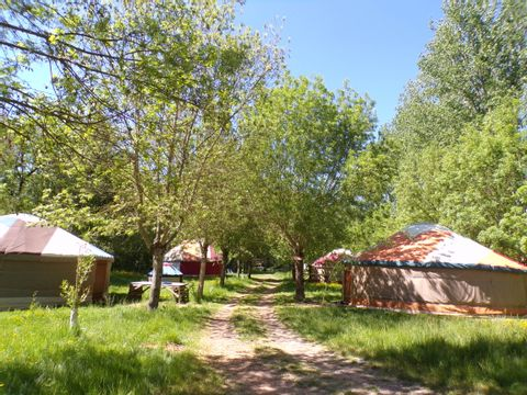Eco-Camping La Frenaie - Camping Charente-Maritime - Image N°2