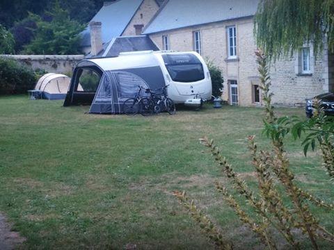 Camping Manoir de L'Abbaye - Camping Calvados - Image N°2