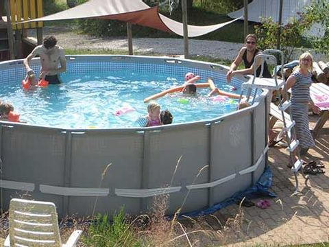 Camping Les Trexons - Camping Vosges