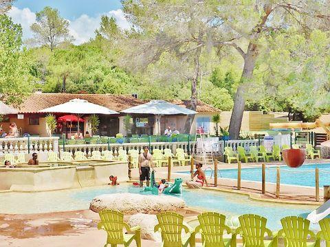 Tour Opérateur sur le Camping La Pierre Verte - Camping Var - Image N°8