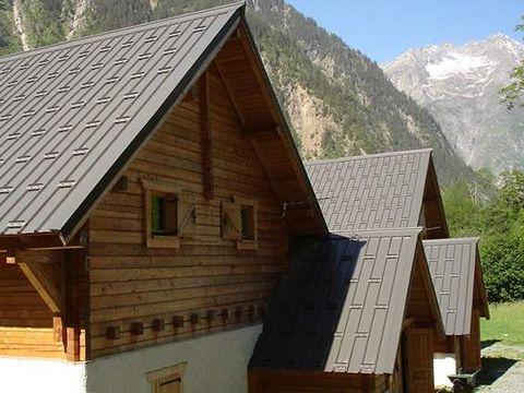 Chalet La Lauze - Camping Isere - Image N°17