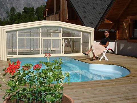 Chalet La Lauze - Camping Isere - Image N°13