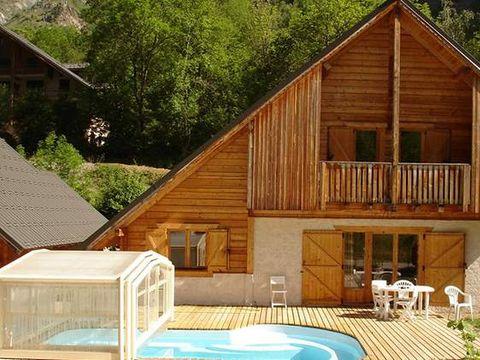 Chalet La Lauze - Camping Isere - Image N°7