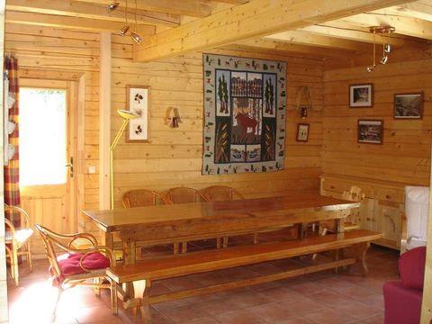 Chalet La Lauze - Camping Isere - Image N°3