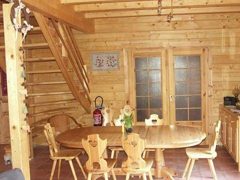 Chalet La Lauze - Camping Isere - Image N°6