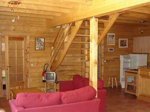 Chalet La Lauze - Camping Isere - Image N°10