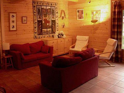 Chalet La Lauze - Camping Isere - Image N°12
