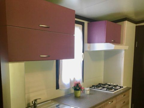 MOBILHOME 4 personnes - Luxury 3 camere
