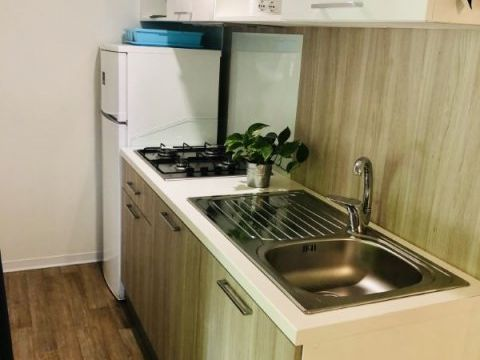 MOBILHOME 4 personnes - Luxury 2 camere