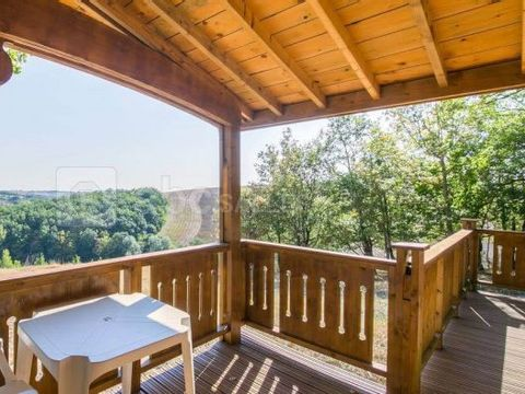 CHALET 4 personnes - Charlay PMR