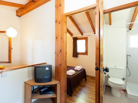 BUNGALOW 3 personnes - 1 chambre
