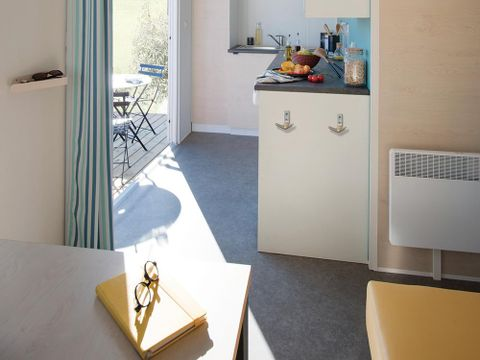 MOBILHOME 3 personnes - Riviera Premium 1 chambre