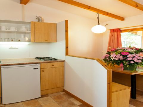 MOBILHOME 5 personnes - Pet Friendly 2 chambres