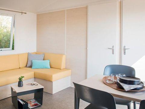 MOBILHOME 6 personnes - Riviera Premium 2 chambres
