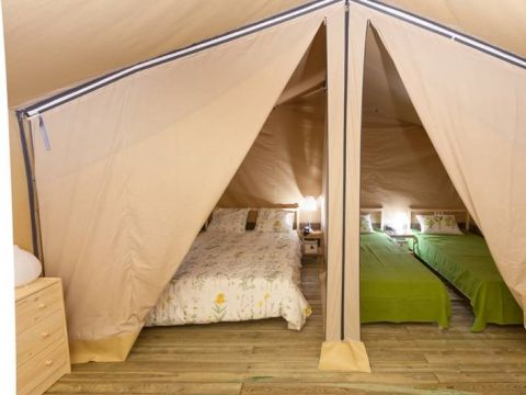 TENTE 5 personnes - Safari Tent