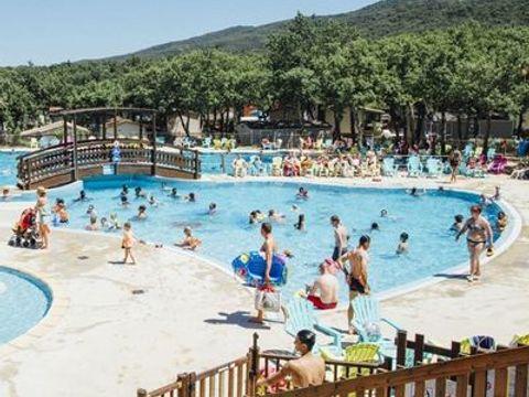Fram Camping Club Bois Fleuri - Camping Pyrenees-Orientales - Image N°5