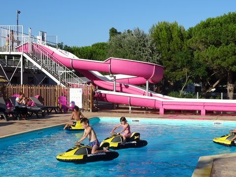 Fram Camping Sélection Les Flamants Roses - Camping Pyrenees-Orientales - Image N°4