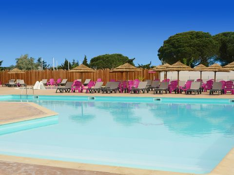 Fram Camping Sélection Les Flamants Roses - Camping Pyrenees-Orientales