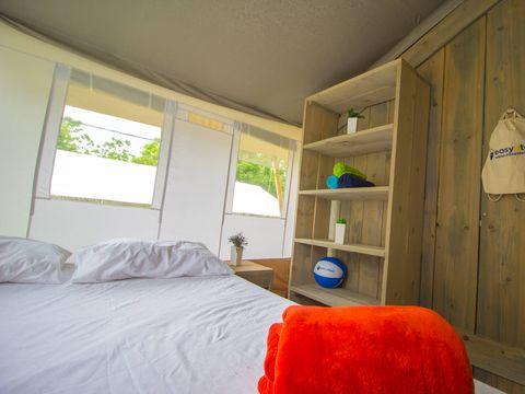 TENTE TOILE ET BOIS 5 personnes - Luxury safari tent