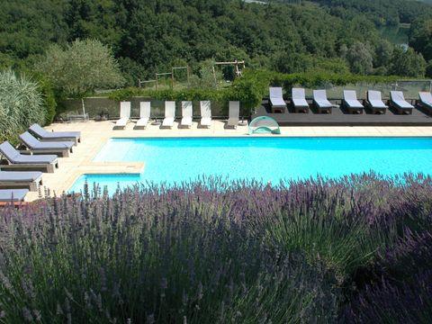 Camping le Roussel - Camping Tarn-et-Garonne - Image N°2
