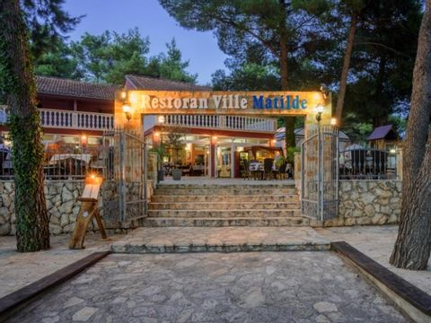 Matilde Beach Resort - Camping Dalmatie centrale - Image N°15