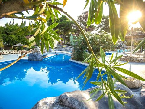 Matilde Beach Resort - Camping Dalmatie centrale - Image N°4