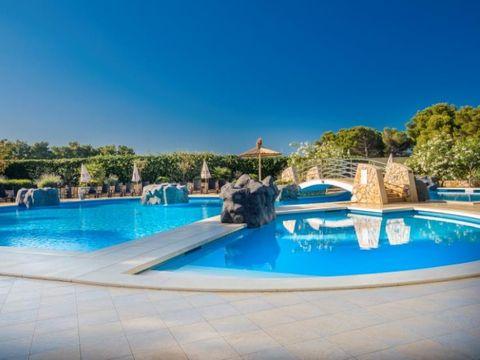 Matilde Beach Resort - Camping Dalmatie centrale - Image N°2