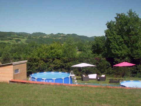 Camping La Vallee Verte - Camping Puy-de-Dome