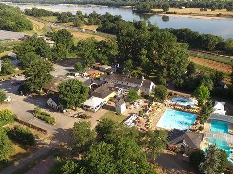 Tour Opérateur sur Camping Domaine de la Brèche - Camping Maine-et-Loire
