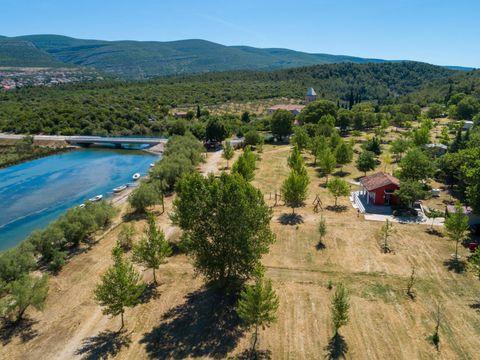 Kamp Karin - Camping Dalmatie centrale