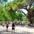 Camping De Saint Aygulf Plage