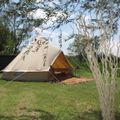 Camping aire naturelle Association Le Cun Du Larza